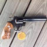 "COLT PYTHON 357 MAG. ""ELITE"" 6"" ""ROYAL BLUE"" LIKE NEW IN BOX - 3 of 7"