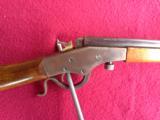 STEVENS 26 1/2 CRACKSHOT, [RARE SMOOTH BORE] 22-SHOT MFG. 1913-1941 IN CHICOPEE FALLS, VERY GOOD COND. - 3 of 10