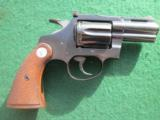 "COLT DIAMONDBACK 22 LR., ""RARE"" 2 1/2"" BLUE NEW UNFIRED, NO TURN RING, IN BOX WITH OWNERS MANUAL, ETC. - 2 of 5"