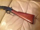 WINCHESTER 1873, 44-40, SADDLE RING CARBINE, SERIAL # 53547XB - 4 of 10