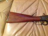 WINCHESTER 1873, 44-40, SADDLE RING CARBINE, SERIAL # 53547XB - 6 of 10