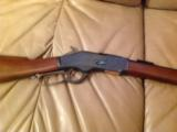 WINCHESTER 1873, 44-40, SADDLE RING CARBINE, SERIAL # 53547XB - 7 of 10