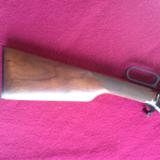 WINCHESTER 9417, 17 HMR. CAL. [TRADITIONAL MODEL] WITH ENGLISH STOCK, NEW UNFIRED 100% COND. IN BOX - 6 of 11