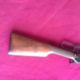 WINCHESTER 9417, 17 HMR. CAL. [TRADITIONAL MODEL] WITH ENGLISH STOCK, NEW UNFIRED 100% COND. IN BOX - 5 of 11
