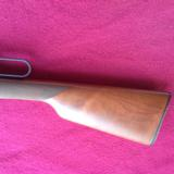 WINCHESTER 9417, 17 HMR. CAL. [TRADITIONAL MODEL] WITH ENGLISH STOCK, NEW UNFIRED 100% COND. IN BOX - 2 of 11