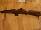 M-1 CARBINE, 30 CAL, D-DAY.OPERATION OVERLORD COMMERATIVE, HAS INVASION OF NORMANDY BATTLE SCENE ENGRAVED IN STOCK - 5 of 5