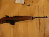 M-1 CARBINE, 30 CAL, D-DAY.OPERATION OVERLORD COMMERATIVE, HAS INVASION OF NORMANDY BATTLE SCENE ENGRAVED IN STOCK - 4 of 5