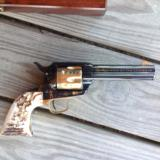 """ROY ROGERS KING OF THE COWBOYS"" 45 LC. #7 OF 2,500 MFG. ""COWBOY EDITION"", HAS BEAUTIFUL STAG GRIPS - 3 of 5"