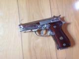 BROWNING BDA BRITE NICKEL, 380 CAL. AS NEW IN BOX. A VERY SCARCE GUN IN NICKEL - 3 of 4