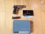 BROWNING BDA BRITE NICKEL, 380 CAL. AS NEW IN BOX. A VERY SCARCE GUN IN NICKEL