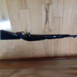 "REMINGON NYLON 76 LEVER ACTION, ""RARE BLUE RECEIVER WITH BLACK STOCK"" 99% COND. VERY HARD TO FIND"