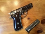 BROWNING BDA, 380, NICKEL, 13 SHOT, 99+% COND.
