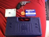 "COLT DETECTIVE SPECIAL II, 38 SPC., (RARE 3"" STAINLESS) NEW UNFIRED IN BOX"