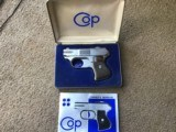 COP 357 MAGNUM, 4 SHOT, NEW UNFIRED 100% COND. IN FLIP TOP BOX WITH OWNERS MANUAL