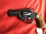 """COLT DIAMONDBACK 38 SPC., 2 1/2"""" BLUE, NEW, UNTURNED, 100% COND., IN FACTORY GREASE, IN BOX - 2 of 4"""
