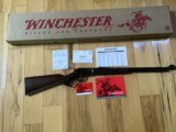 "WINCHESTER 9422, 22 LR., LEGACY, 22 1/2"" BARREL, NEW UNFIRED,100% COND. IN BOX"