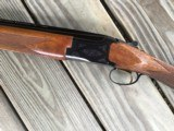 """BROWNING CITORI 28 GA., 26"""" IMPROVED CYLINDER & MOD., SCHNABEL. FOREARM, 99+ COND. - 3 of 9"""
