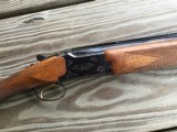 """BROWNING CITORI 28 GA., 26"""" IMPROVED CYLINDER & MOD., SCHNABEL. FOREARM, 99+ COND. - 6 of 9"""