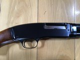 "WINCHESTER M-42 410 GA. 28"" SOLID RIB FULL CHOKE AS NEW COND. - 5 of 9"