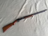 "WINCHESTER 61, 22 MAGNUM, 24"" BARREL, ALL FACTORY ORIGINAL, 99+% BLUE, SOME LIGHT HANDLING MARKS IN THE WOOD."