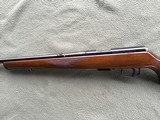 """SAVAGE ANSCHUTZ 164 M SPORTER, 22 MAGNUM CAL. 24"""" BARREL, GROOVED RECEIVER FOR.SCOPE, MONTE CARLO WALNUT STOCK WITH A FEW HANDLING MARKS, 99% B - 5 of 9"""