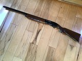 "REMINGTON 1100, 12 GA. LEFT HAND, 28"" MOD. VENT RIB, EXCELLENT COND."