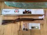"RUGER 44 MAGNUM, ""DEERFIELD"" NEW UNFIRED IN BOX"