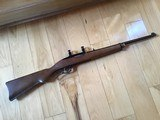 RUGER 96, 44 MAGNUM, LEVER ACTION, EXC. COND.