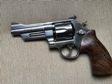 """SMITH & WESSON 625, 45 ACP. ( MOUNTAIN GUN ) 4"""" STAINLESS, IN BOX WITH OWNERS MANUAL, ETC. EXC. COND. - 2 of 6"""