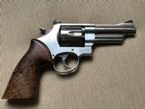 """SMITH & WESSON 625, 45 ACP. ( MOUNTAIN GUN ) 4"""" STAINLESS, IN BOX WITH OWNERS MANUAL, ETC. EXC. COND. - 3 of 6"""