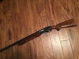 """REMINGTON 1100, 12 GA. LEFT HAND, 28"""" MOD., VR., APPEARS UNFIRED, 100% COND."""