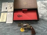 "COLT PYTHON 357 MAGNUM, 2 1/2"" BRIGHT NICKEL MFG. 1968, NEW UNTURNED, UNFIRED, 100% COND. IN THE BOX"