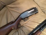"WINCHESTER M-12, 12 GA. 3"" MAGNUM HEAVY DUCK, 30"" SOLID RIB, PRE WAR, MFG. 1937 VERY HIGH COND. ESTATE GUN - 2 of 4"