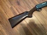 BROWNING BPR PUMP 22 MAGNUM ( RARE GUN IN 22 MAGNUM ) EXCELLENT COND. - 2 of 8