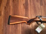 REMINGTON 600 350 MAGNUM NEW UNFIRED, 100% COND. IN DUPONT BOX WITH OWNERS MANUAL HANG TAG, ETC. - 2 of 6