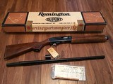 """REMINGTON 1100 20 GA. STANDARD, 26"""" IMPROVED CYL. VENT RIB, NEW UNFIRED 100% COND. IN DUPONT BOX"""