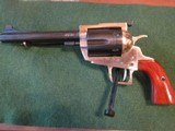 CENTURY ARMS MODEL 100, 45-70 CAL. BRONZE FRAME REVOLVER, SERIAL NUMBER 1120, MFG. IN GREENFIELD, INDIANA, 95% COND. - 3 of 5