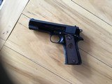 COLT COMMANDER 38 SUPER CAL. MFG. 1952, COMES WITH OWNERS MANUAL & BOX - 3 of 3