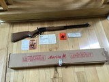 "MARLIN 39A ""ORIGINAL"" GOLDEN 39A, 22 LR., JN MARKED, NEW UNFIRED, 100% COND. IN THE BOX"