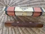 REMINGTON 1100, 20 GA. STANDARD FOREARM, NEW NEVER BEEN ON A GUN, 100% COND. IN REMINGTON DUPONT BOX - 1 of 4