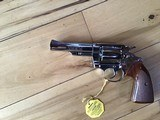 """COLT VIPER 38 SPC. 4"""" BRIGHT NICKEL, NEW UNFIRED UNTURNED IN THE BOX - 2 of 3"""