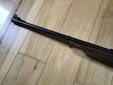 RUGER #1, TROPICAL 375 H&H CAL. APPEARS UNFIRED, LIGHT COLORED WALNUT WOOD, 100% COND. - 4 of 7