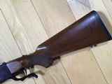 RUGER #1 TROPICAL, 416 REMINGTON CAL., WALNUT WOOD, APPEARS UNFIRED, COMES WITH ORIGINAL RUGER RINGS, 100% COND. - 3 of 7