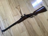 RUGER #1 TROPICAL, 416 REMINGTON CAL., WALNUT WOOD, APPEARS UNFIRED, COMES WITH ORIGINAL RUGER RINGS, 100% COND. - 1 of 7