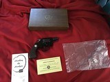 "COLT COBRA 38 SPC. 2"" BLUE, COMES WITH OWNERS MANUAL, ETC. IN BOX - 9 of 9"