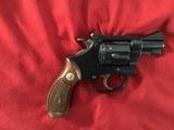 SMITH & WESSON 22/32 KIT GUN, 4 DIGIT SERIAL NUMBER 9639, MFG. IN 1950'S, UNFIRED IN ORIGIN BOX - 2 of 7