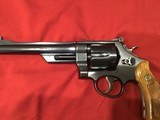 """SMITH & WESSON OUTDOOSMAN 38/44, 6 1/2"""" APPEARS UNFIRED, NEW COND. COMES WITH OWNERS MANUAL, CLEANING KIT & OIL PAPER IN THE GOLD BOX - 3 of 5"""