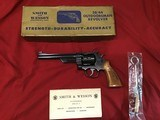 "SMITH & WESSON OUTDOOSMAN 38/44, 6 1/2"" APPEARS UNFIRED, NEW COND. COMES WITH OWNERS MANUAL, CLEANING KIT & OIL PAPER IN THE GOLD BOX - 2 of 5"