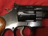 """SMITH & WESSON OUTDOOSMAN 38/44, 6 1/2"""" APPEARS UNFIRED, NEW COND. COMES WITH OWNERS MANUAL, CLEANING KIT & OIL PAPER IN THE GOLD BOX - 4 of 5"""