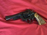 "SMITH & WESSON 27-2, 357 MAGNUM, RARE 5"" BARREL, BLUE, NEW COND., APPEARS UNFIRED IN THE BOX - 3 of 7"